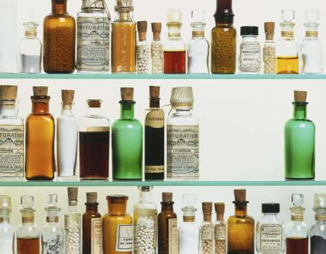 Homeopathy medications