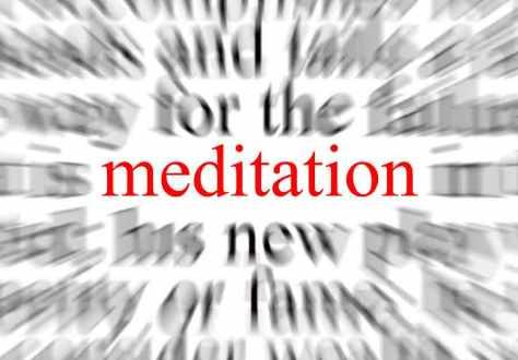 Meditation title