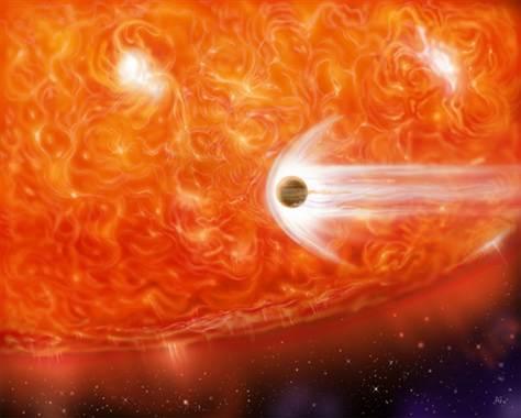 Supergiant Red