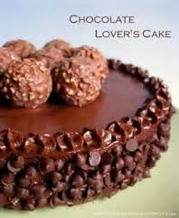 Chocolate Lover´s Cake
