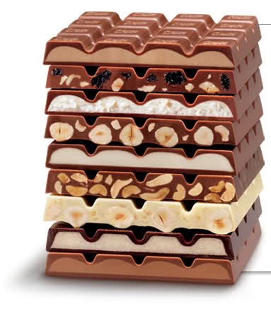 Chocolatecandybars