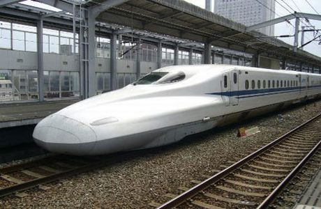 japanese-bullet-train