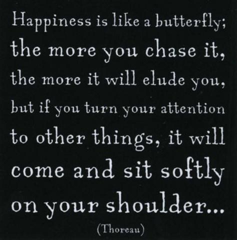 Thoreau Happiness