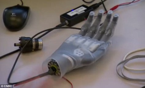 Super High Tech Bionics
