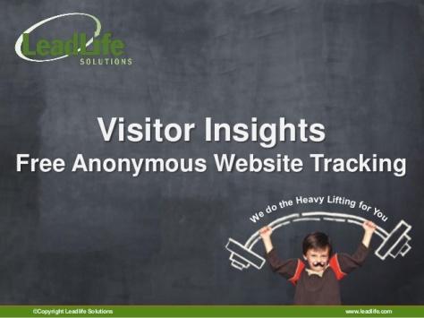 Visitors Tracking