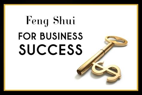 business success feng shui