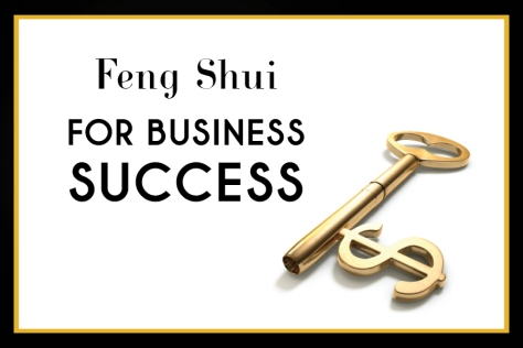 business success feng shui