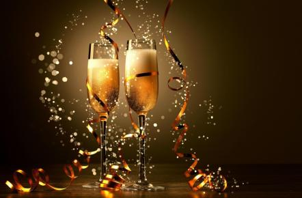 holidays_christmas_champagne_stemware_ribbon