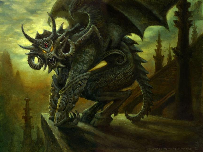Gargoyle Art | Nerdome Real Fairies Found Alive