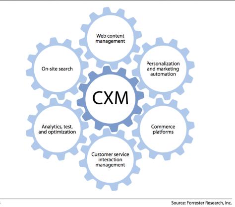 forrester-CXM-