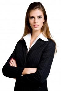 smiling-businesswoman-