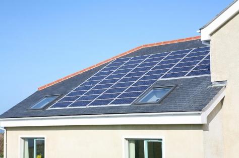 solae energy house