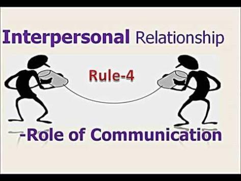 Interpersonal development