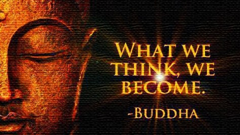 law attraction budha