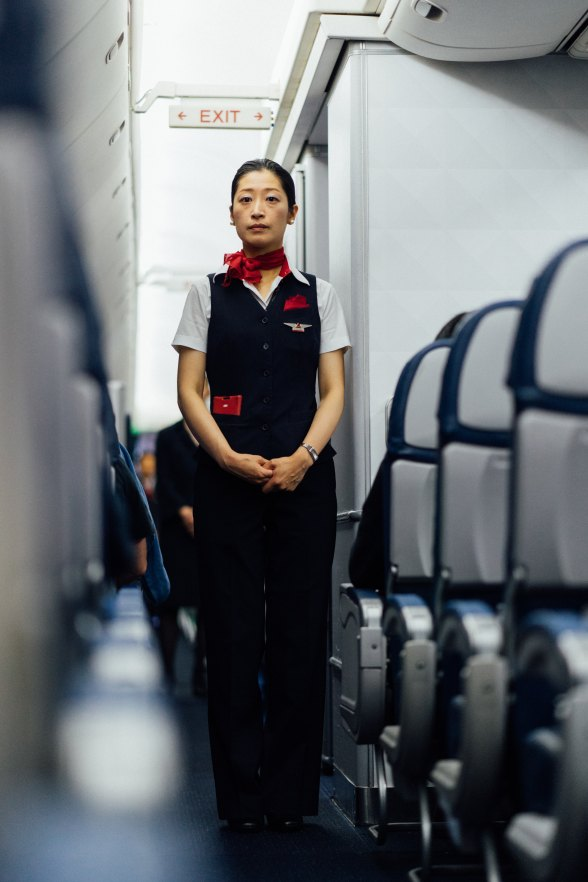 fly attendant